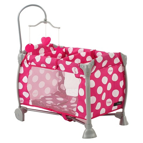 Hauck icoo Doll Starlight Travel Cot - image 1 of 1