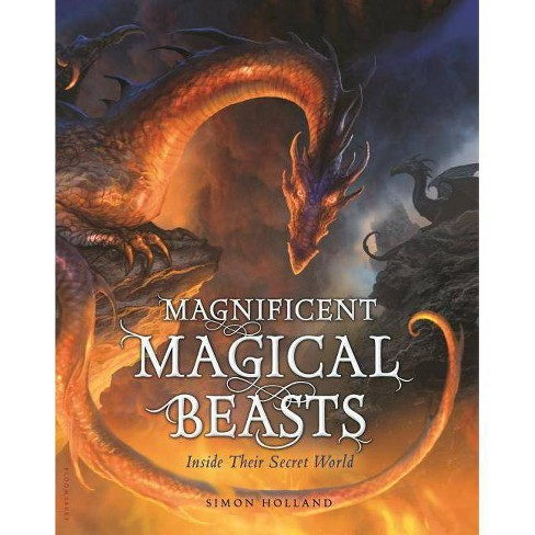 Magnificent Magical Beasts - by  Simon Holland (Hardcover) - image 1 of 1