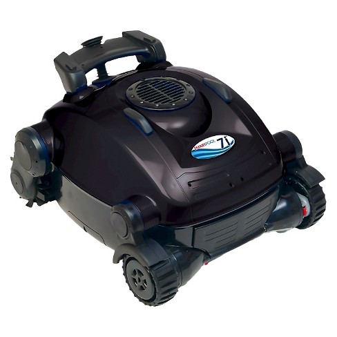 SmartPool 7iS Wall Climbing Robotic Pool Cleaner for In Ground Pool With Free Swivel - image 1 of 1