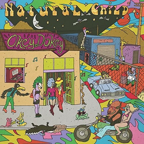 Natural Child - Okey Dokey (Vinyl) - image 1 of 1