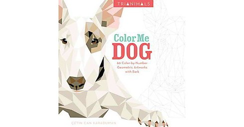 Color Me Dog ( Trianimals) (Paperback). - image 1 of 1