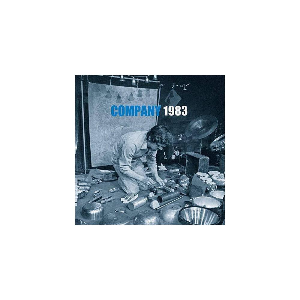 Company 1983 Vinyl