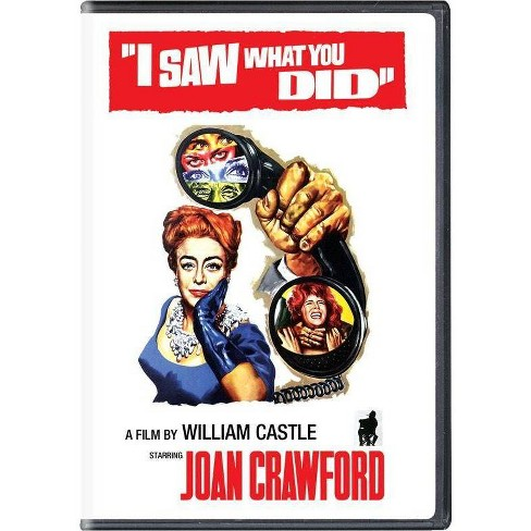 I Saw What You Did (DVD) - image 1 of 1