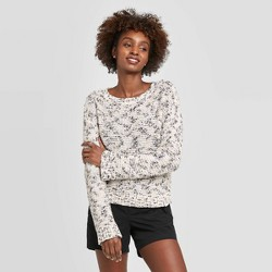 Women's Crewneck Color Effect Pullover Sweater - A New Day™