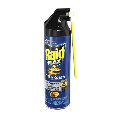 raid max ant roach killer 14 5oz target