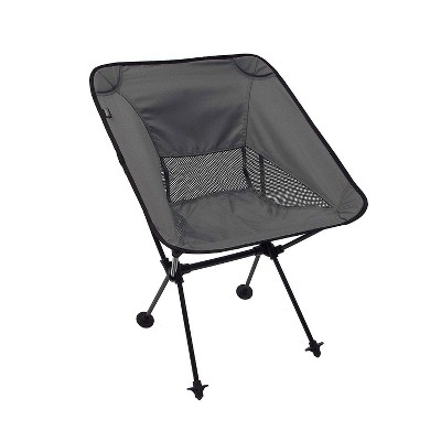 TravelChair 7789 Joey Chair Portable Compact Camping Hunting Fishing 300 Pound Capacity, Black