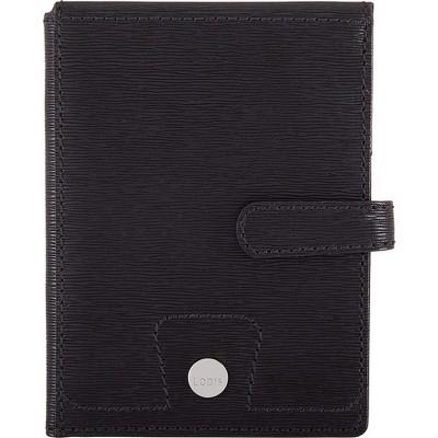Lodis Bel Air Passport Wallet with Ticket Flap