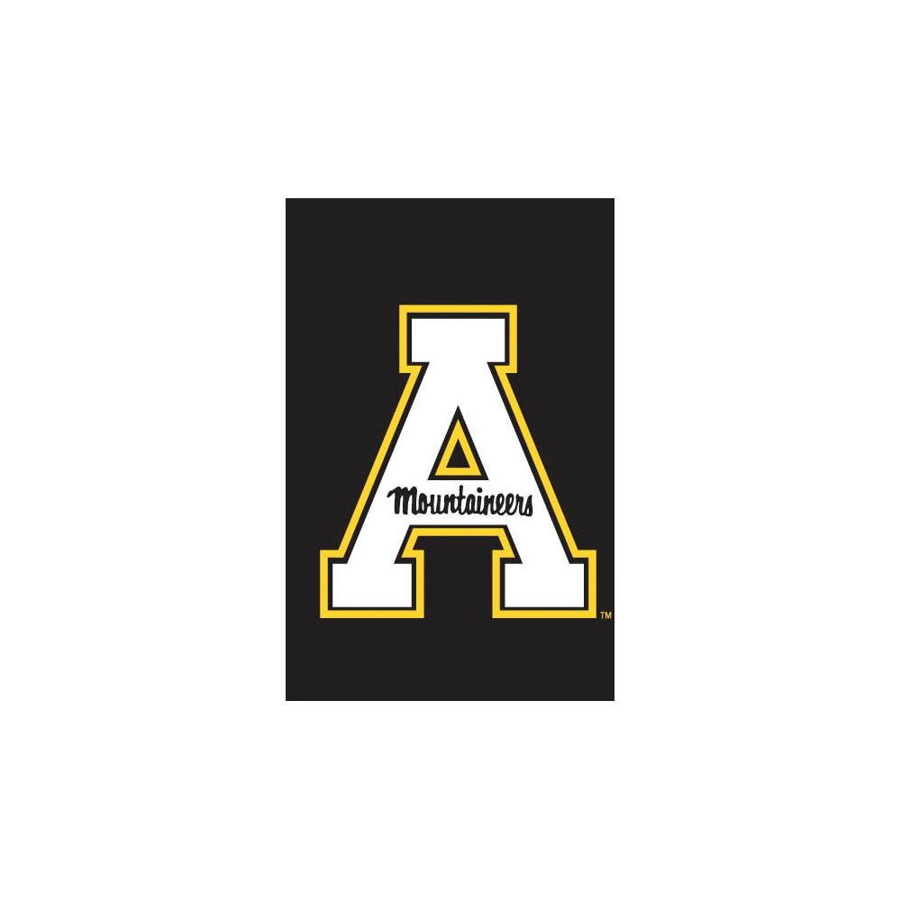 Appalachian State Mountaineers Applique Garden Flag