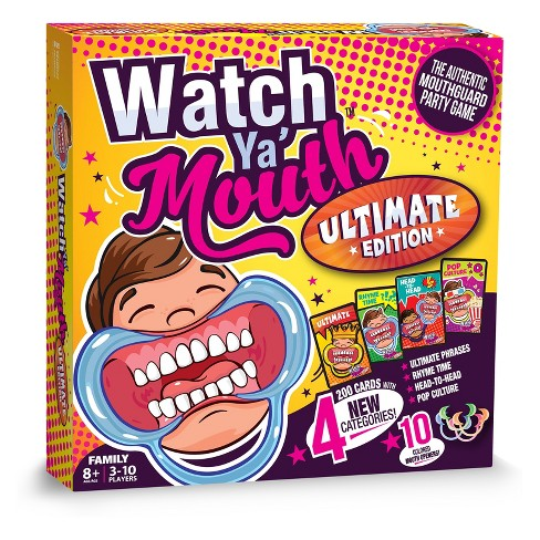 Watch Ya' Mouth Ultimate Edition Game - image 1 of 2