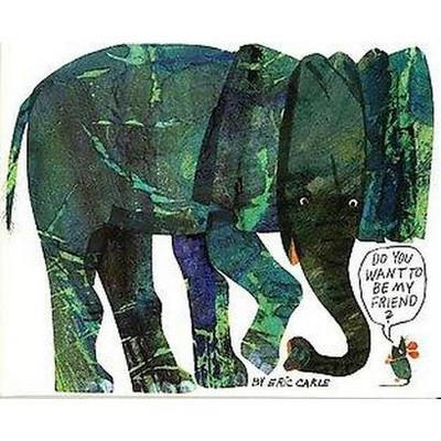 Do You Want to Be My Friend? (Hardcover)(Eric Carle)
