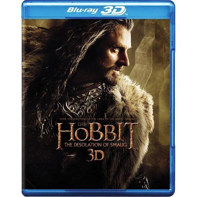 The Hobbit: The Desolation of Smaug (3D/2D) (Blu-ray)