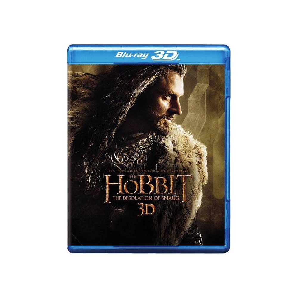 The Hobbit: The Desolation of Smaug (3D/2D) (Blu-ray) Cheap