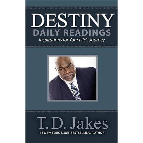 Destiny Daily Readings by T. D. Jakes - image 1 of 1