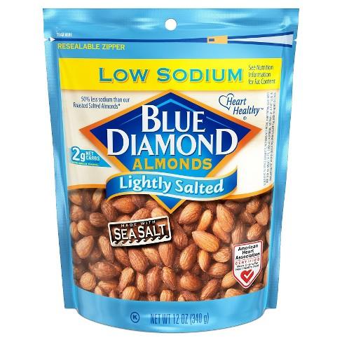 Blue Diamond Almonds Lightly Salted - 12oz - image 1 of 1