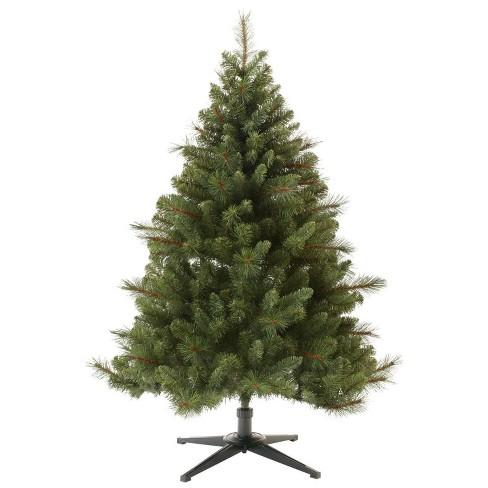 Douglas Fir Christmas Tree.4 5ft Unlit Artificial Christmas Tree Douglas Fir Wondershop