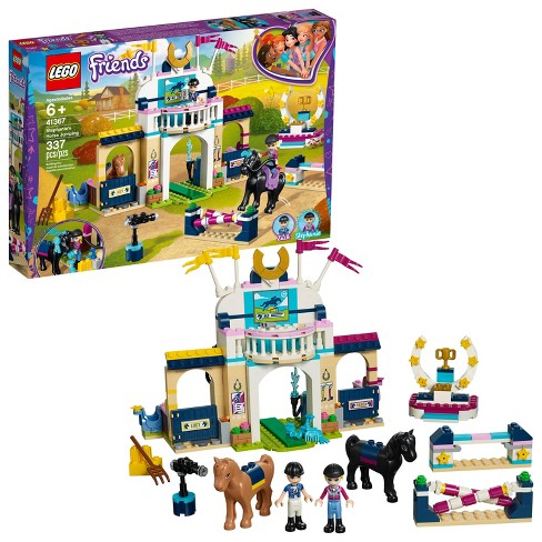 LEGO Friends Stephanie's Horse Jumping 41367 - image 1 of 4