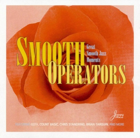 Various - Smooth Operators:Great Smooth Jazz (CD) - image 1 of 1