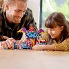 LEGO Trolls World Tour Volcano Rock City Concert Building Kit 41254 - image 3 of 4