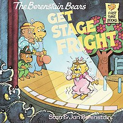 Berenstain Bears Get Stage Fright (Paperback)(Stan Berenstain & Jan Berenstain)