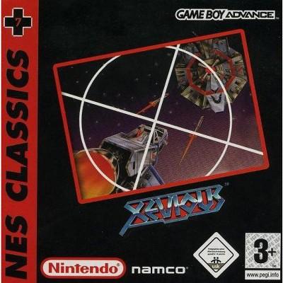Xevious: Classic NES Series - Game Boy Advance