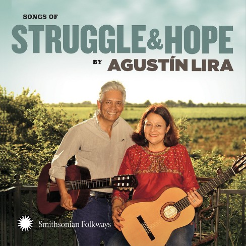 Agustin lira - Songs of struggle and hope (CD) - image 1 of 1