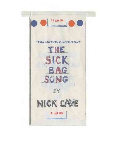 Sick Bag Song (Hardcover) (Nick Cave) - image 1 of 1