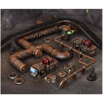 Industrial Accessories Miniatures Box Set