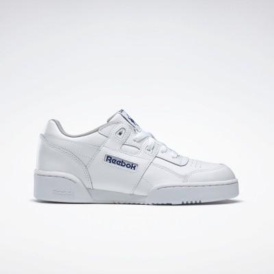 Reebok Workout Plus Shoes - Grade School Kids Sneakers