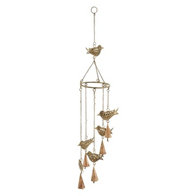 31 H Iron Wind Chime - Olivia & May