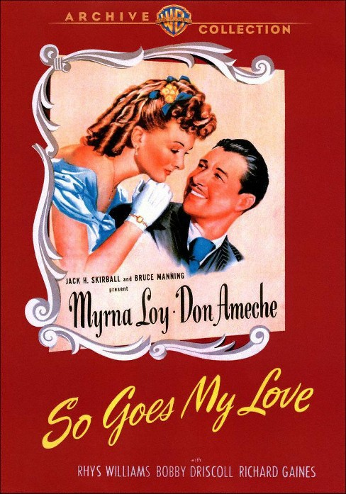 So goes my love (DVD) - image 1 of 1