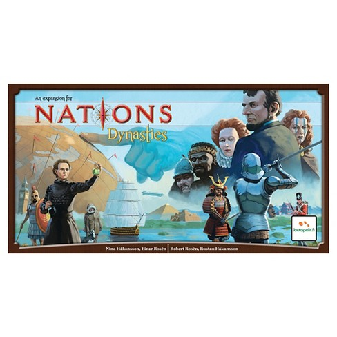 Nations Dynasties Board Game - image 1 of 2