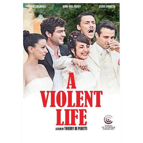 A Violent Life (DVD) - image 1 of 1