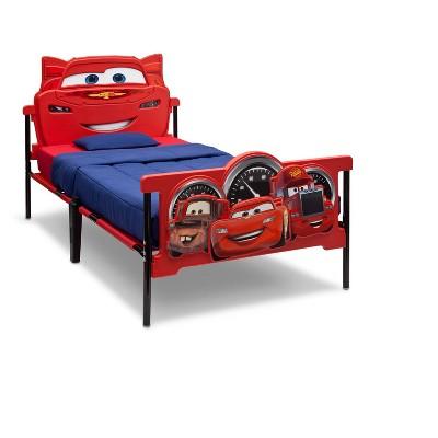 Disney/Pixar Cars 3D Twin Bed   Delta Children
