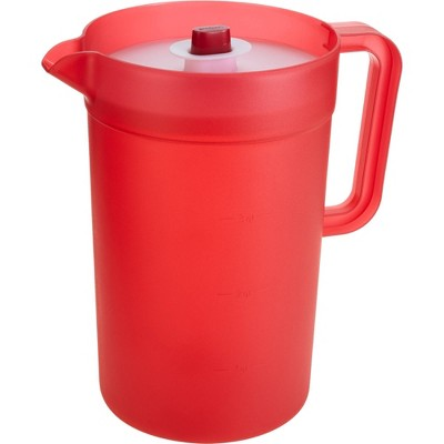GoodCook Push Button Pitcher - 1 Gallon