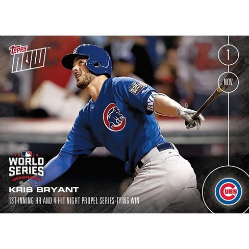 MLB Chicago Cubs Kris Bryant #650 2016 Topps NOW Trading Card - image 1 of 2