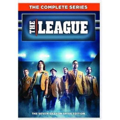 League (Complete Series) (DVD)