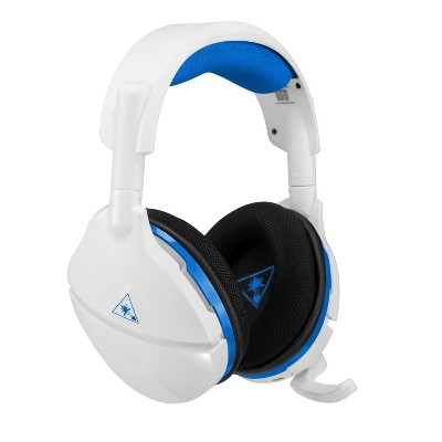 Turtle Beach Stealth 600 Wireless Gaming Headset for PlayStation 4 - White