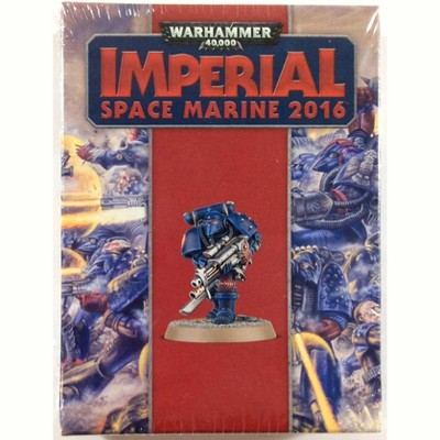 Warhammer Imperial Space Marine (2016 Collector's Edition) Miniatures Box Set
