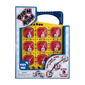 Pop'N A Row Game : Target