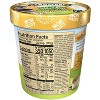 Ben & Jerry's Non Dairy Ice Cream Milk & Cookies Frozen Dessert - 16oz - image 2 of 3