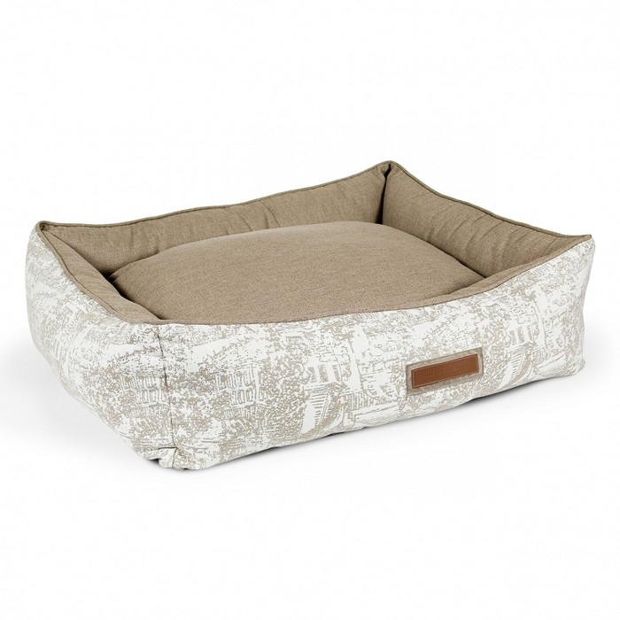 The Houndry Hugger Pet Bed In Sunbrella Country Chase : Target