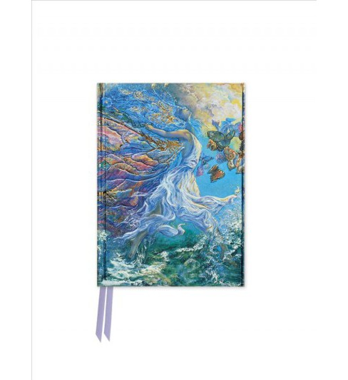 Joie De Vivre by Josephine Wall Foiled Pocket Journal (Hardcover) - image 1 of 1
