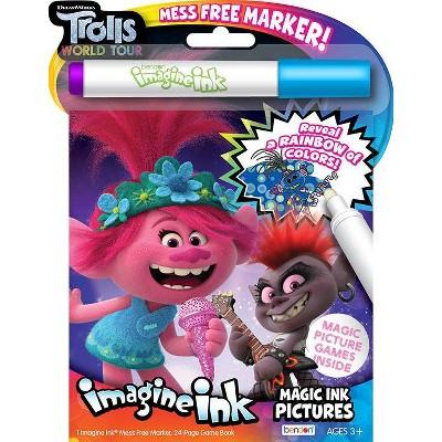 Trolls World Tour Imagine Ink Magic Ink