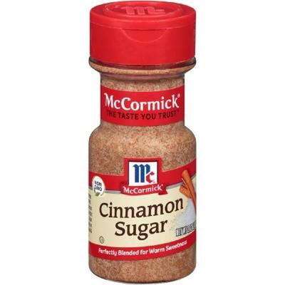 McCormick Cinnamon Sugar Dry Spices - 3.62oz