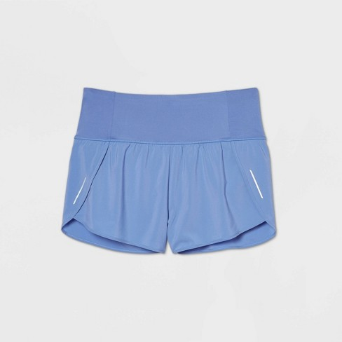 "Women's High-Rise Premium Run Shorts 3"" - All in Motion™ - image 1 of 2"