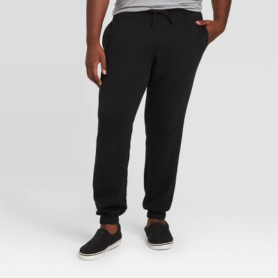 Men's Big & Tall Jogger Pants - Goodfellow & Co™