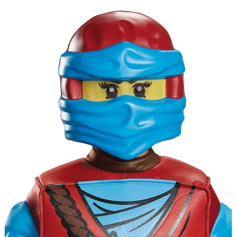 Disguise Lego Ninjago Costume Nya Mask - image 1 of 1