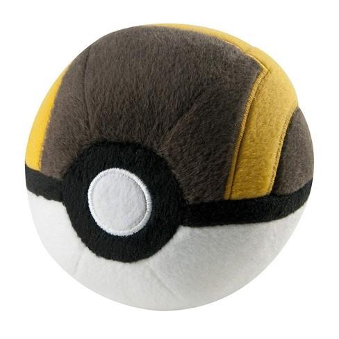Pokemon Poke Ball 5-Inch Plush - Ultra Ball - image 1 of 1