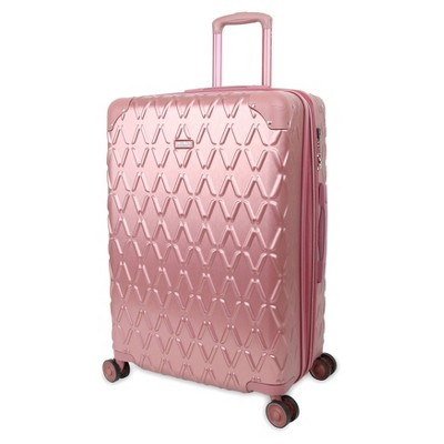 "J World Dia 26"" Polycarbonate Spinner Suitcase"