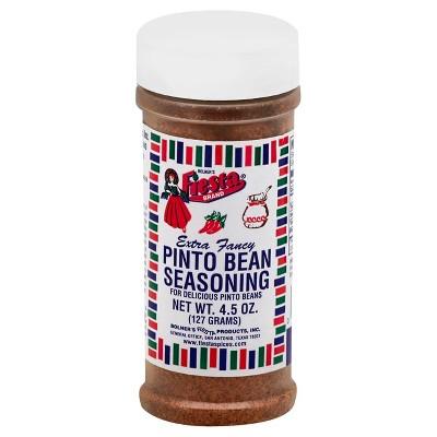 Fiesta Pinto Bean Seasoning - 4.5oz